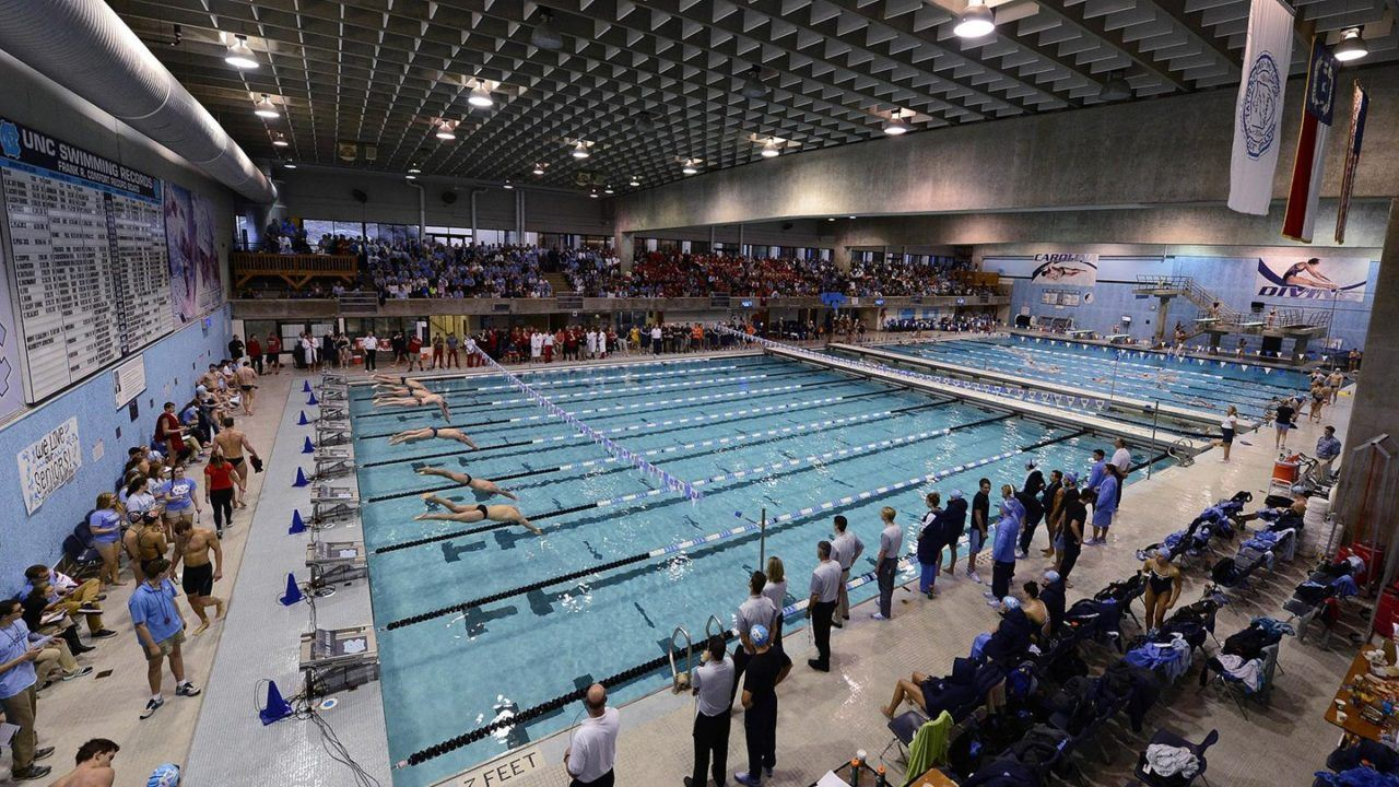UNC Men, Women Top East Carolina in First Meet Under Gangloff
