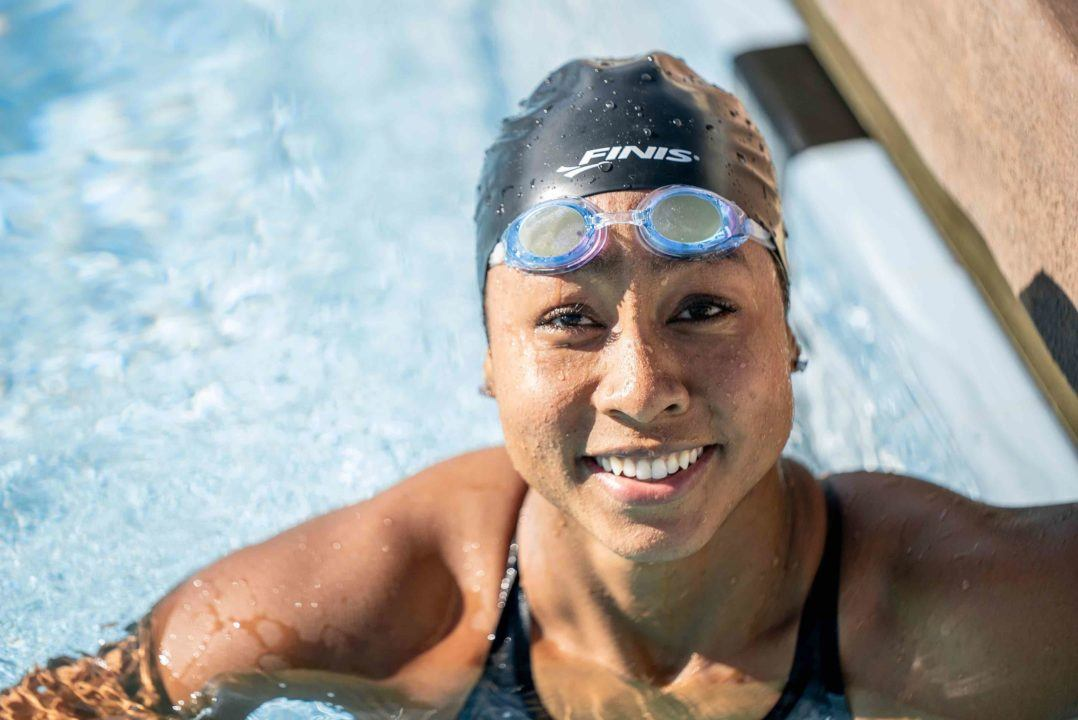 """Lia Neal, Cullen Jones & Anthony Ervin Run """"Swimmers For Change"""" Webinar"""