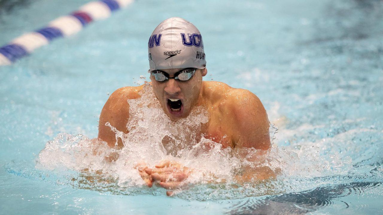 UConn Men & Men Sweep Duals With Boston, Bryant