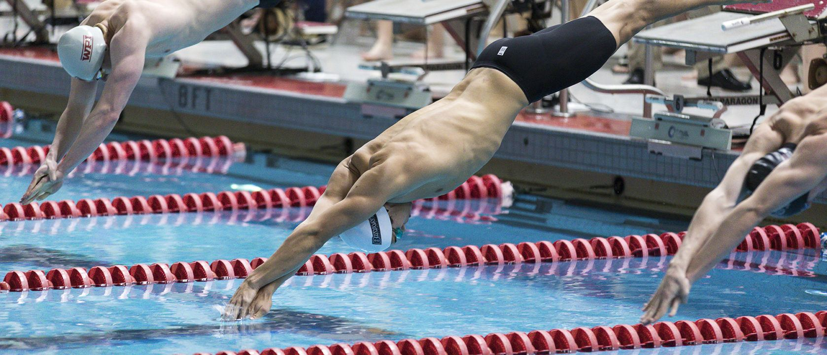 Bryant's Ornelas Named MAAC Swimmer of the Week