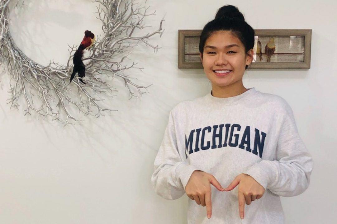 Canadian Nat'l Junior Teamer Octavia Lau Commits to Michigan