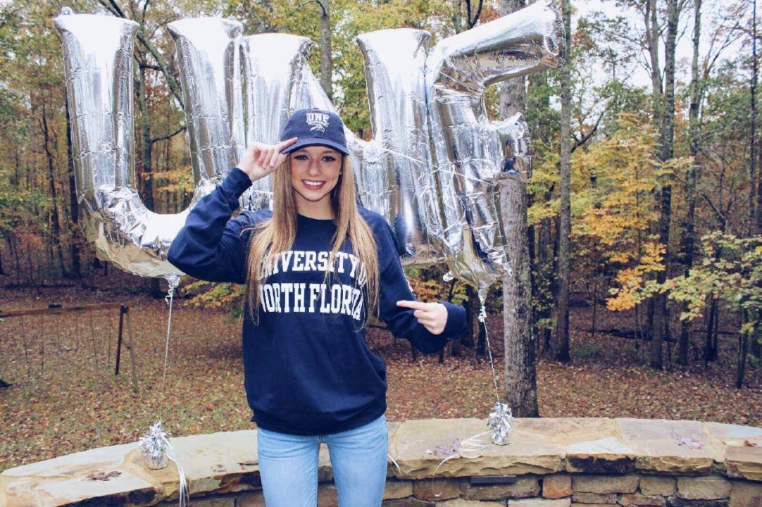 Freestyler Mary-Kate Wichalonis Commits to North Florida
