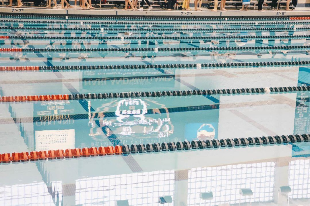 Khotynetskyi's 1:42.20 200BK Potentially Gives Oakland a Men's NCAA Qualifier