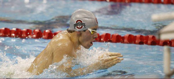 Ohio State Wins 4 Events on First Day of CSCAA National Champs