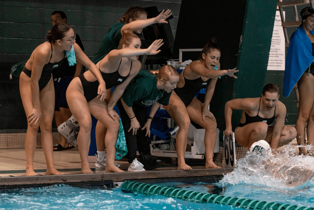 Ohio Celebrates Senior Day with 208-84 Win Over Youngstown State