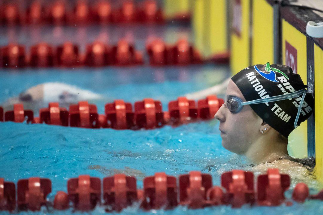 2019 Pro Swim Series – Knoxville: Day 4 Prelims Live Recap