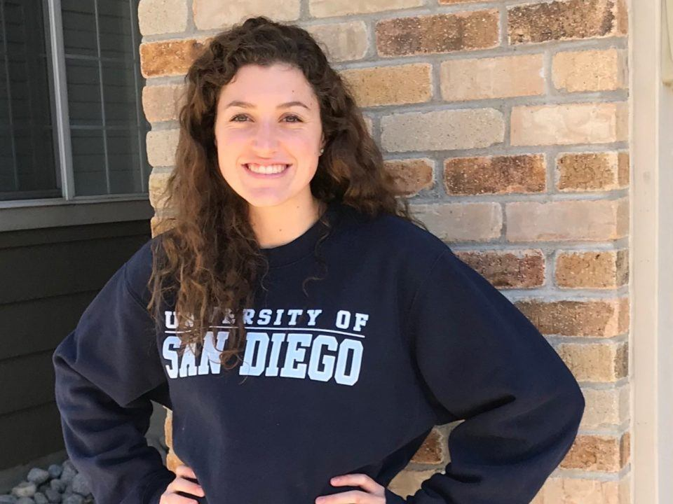 Parker Henry Commits to University of San Diego