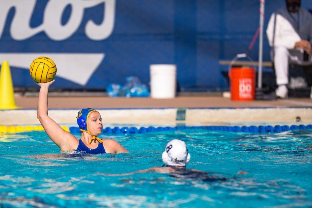 Five Upsets Highlight Opening Weekend of Women's Water Polo