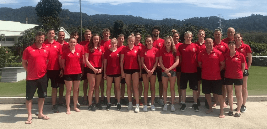 Swim Wales Kicks Off 2019 with Elite Winter Training Camp