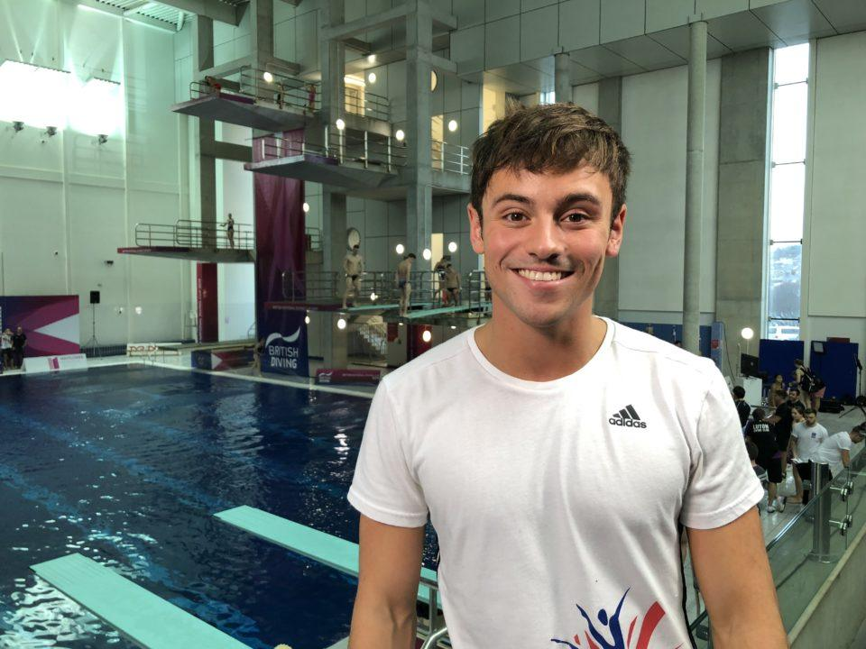 Britain's Diving Elite Descend on Plymouth for National Diving Cup