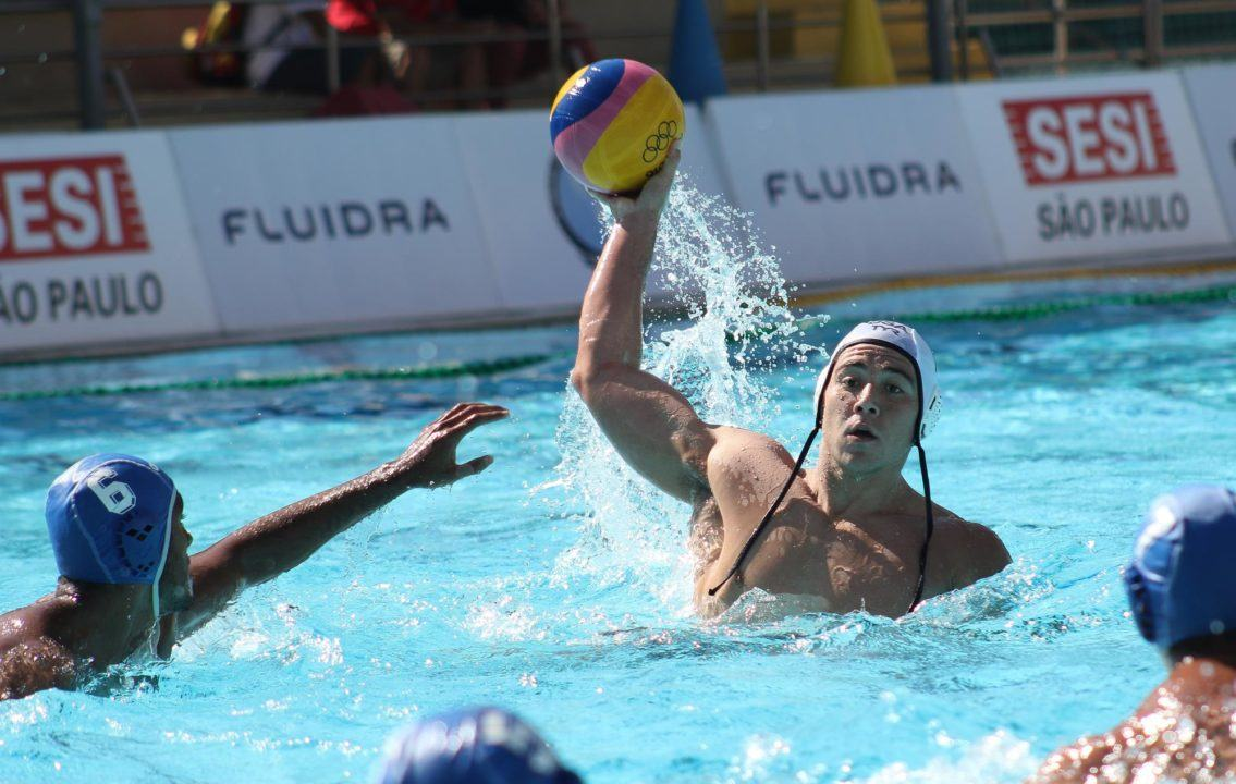 USA Men Qualify for World Championships with 21-4 Win Over Argentina