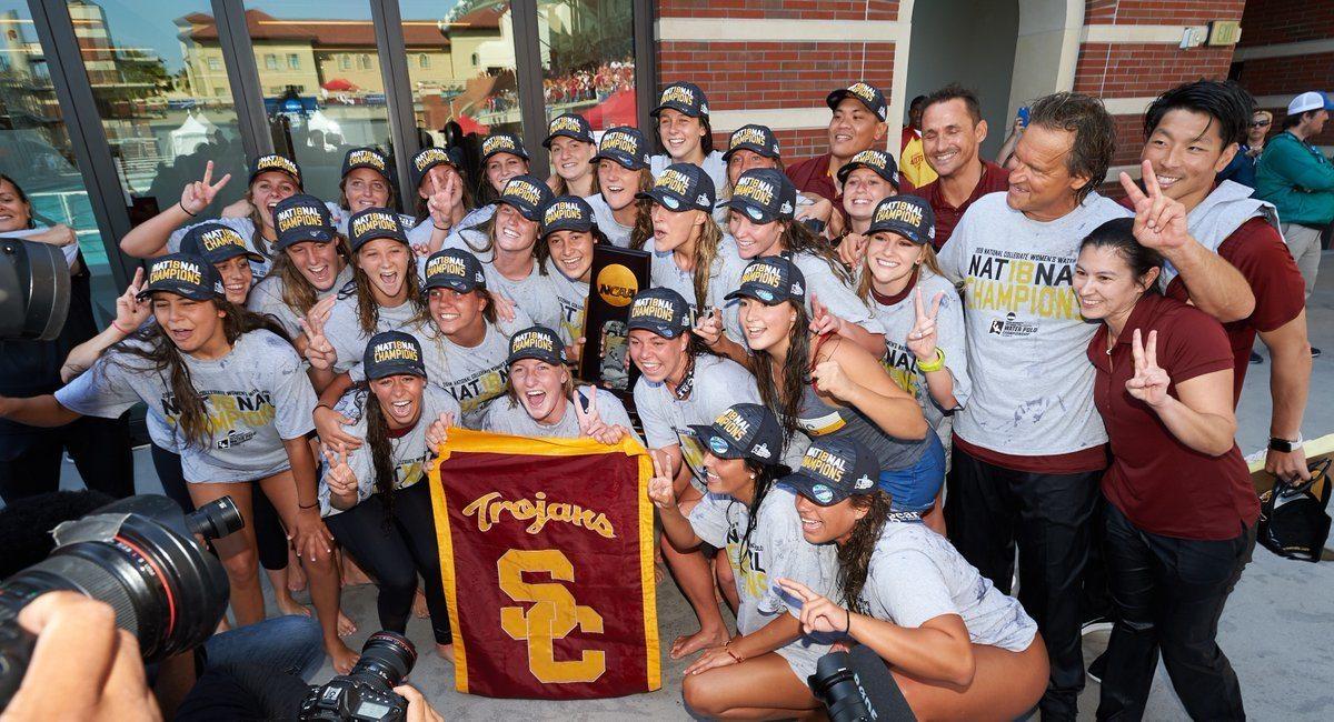 USC Women Open 2019 Season at #1, Harvard Joins Top 25 (WP)