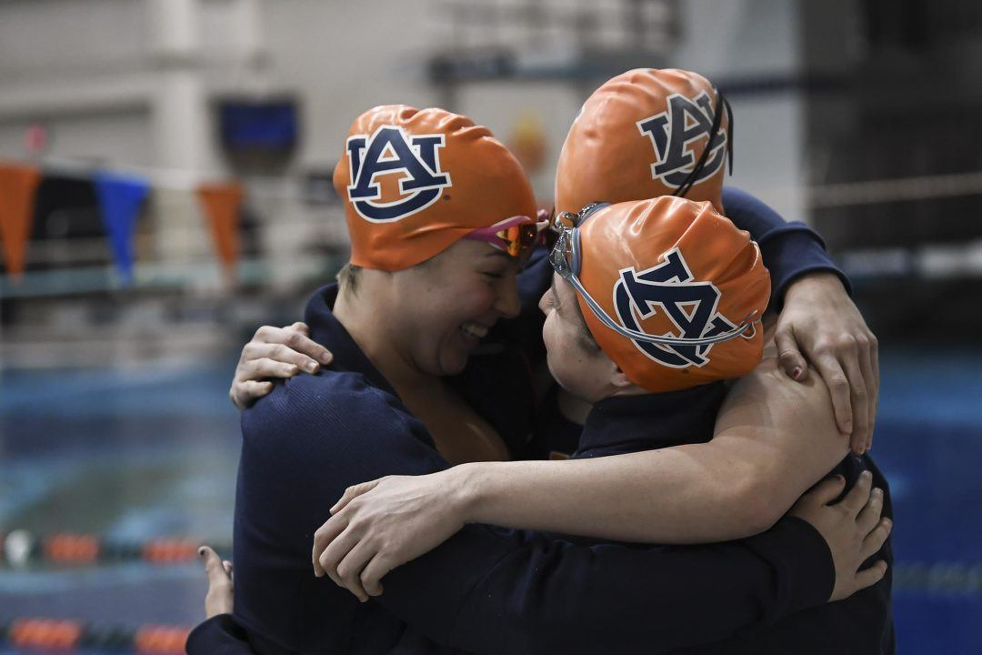 Auburn Welcomes Florida for High-Powered Saturday Duals
