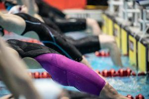 Swim Faster By Improving Starts