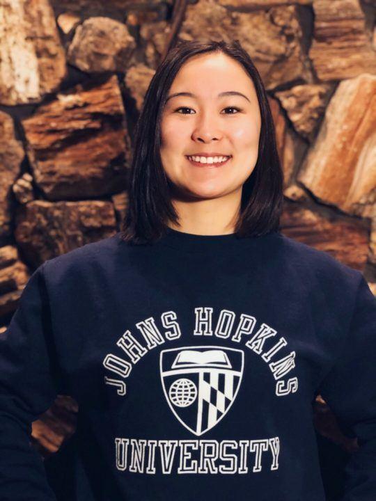 2018 Michigan D2 HS Champion Renee Liu Commits to Johns Hopkins