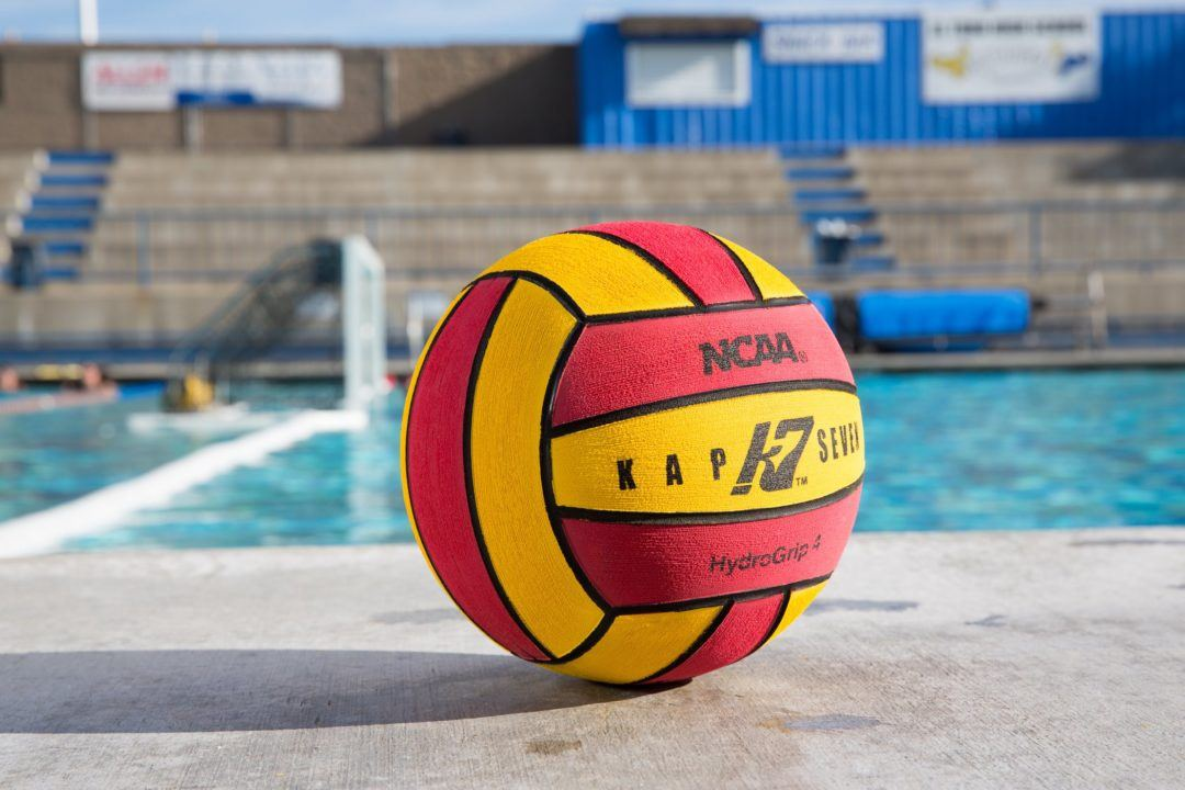 Kap7 Extends Partnership as Official Ball of NCAA Championship Water Polo