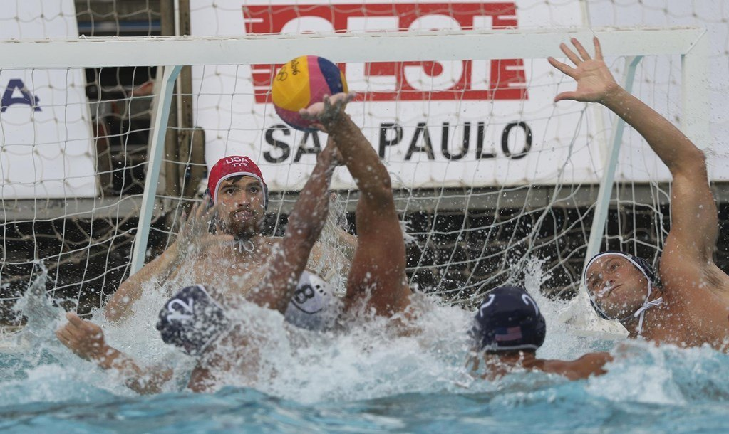 USA Men's Water Polo Names World Championships Roster