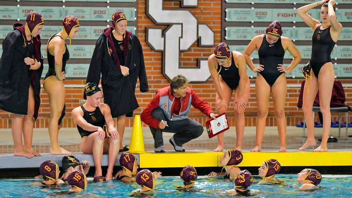 19 Ranked Teams in Action in 54 Week 4 Water Polo Matches