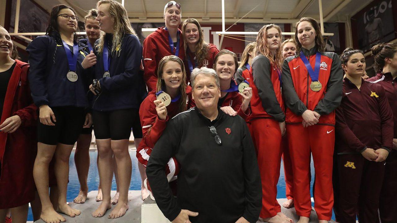 A Look At How IU Won Their First Women's Big Ten Team Title Since 2011