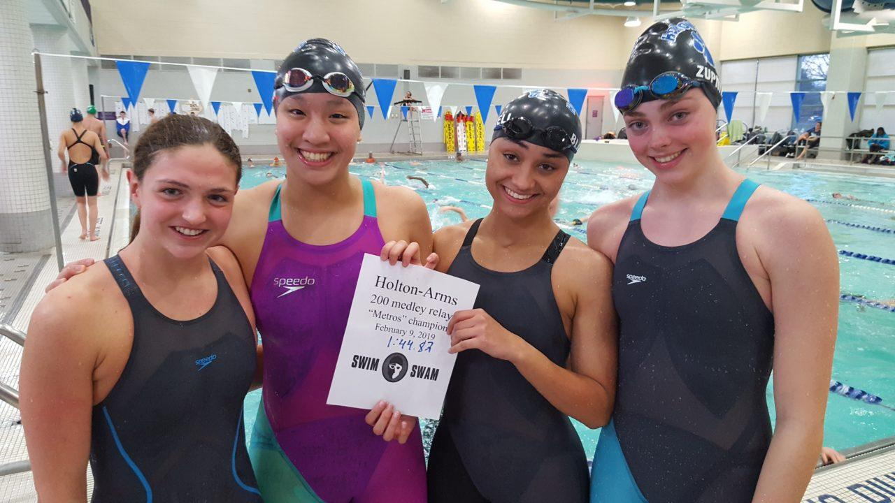 """Holton-Arms and Georgetown Prep Win DC """"Metros"""" Title As Bacon Shines"""