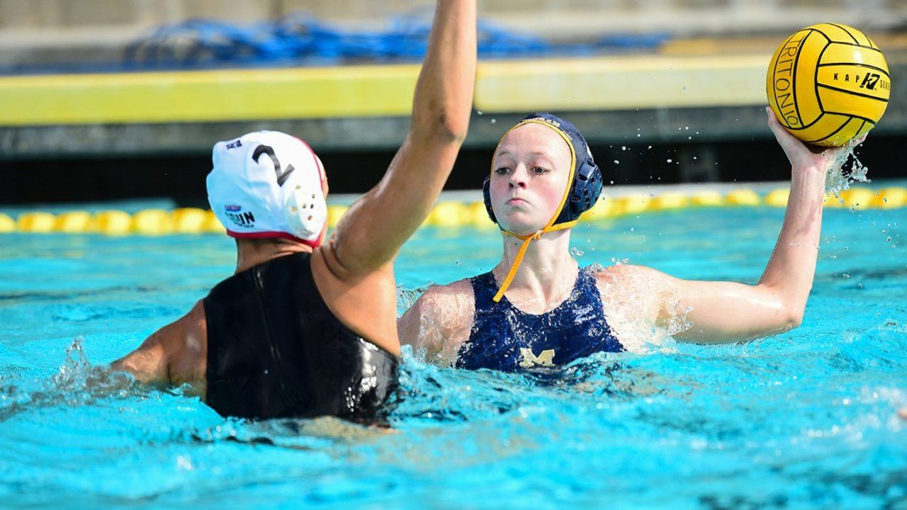 Michigan Moves Up to #6, UC San Diego Climbs 3 Spots in CWPA Top 25