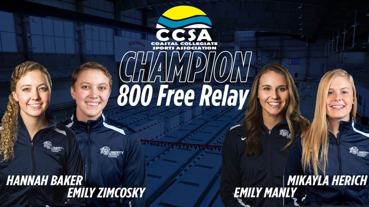 Florida Gulf Coast DQ Leaves Liberty Women in Control on Day 1 of CCSA