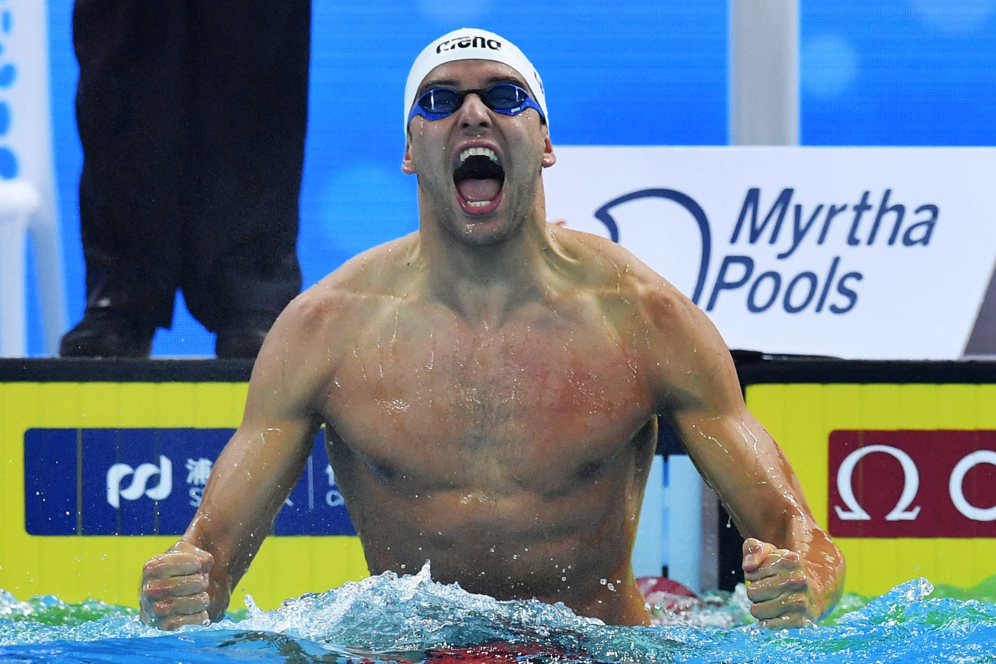 7225ae8cb18 Olympian Gold Medalist Chad le Clos Signs With Arena Until Tokyo 2020