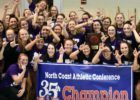 Kenyon Ladies Repeat, Denison Men Claim 11th Straight NCAC Title