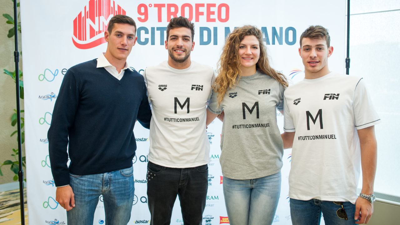 Aggiornamento: Trofeo Città Di Milano Trasmesso In Diretta RAI Sport