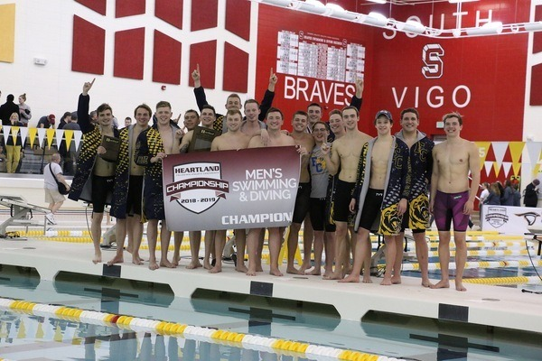 Franklin College Sweeps HCAC Championships