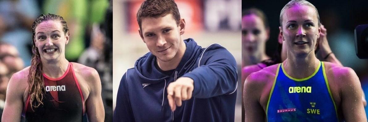 La FINA revela las estrellas que participarán en la Champions Series