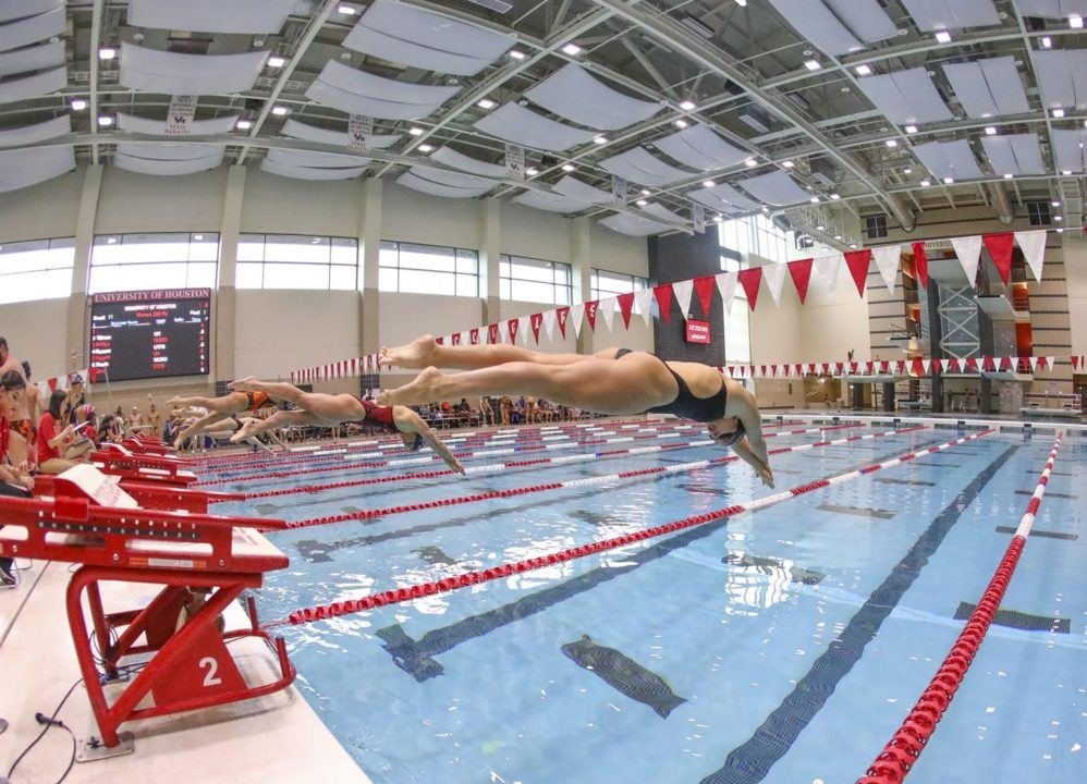 Houston Set to Host 7 Home Meets, AAC Championships in 2019-20