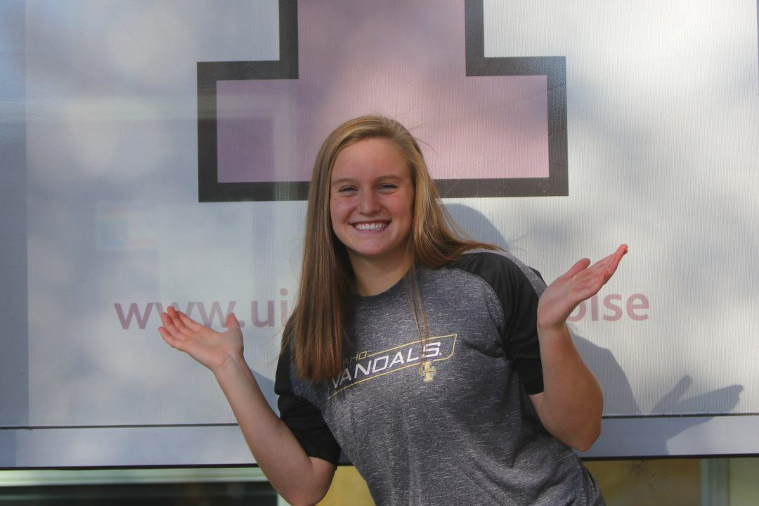 Idaho Secures Commitment from 2x IHSAA 5A State Champ Haylee Buyers