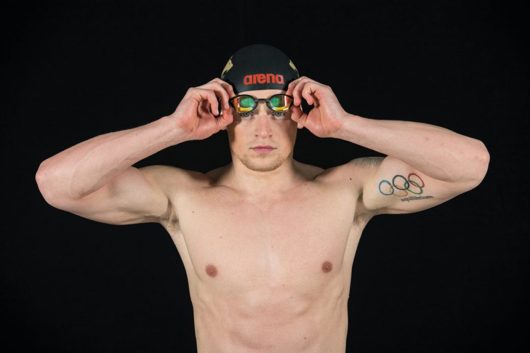 Adam Peaty Dice No Alla Fina Champions Swim Series