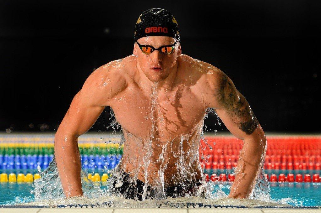 Sono 25 Gli Atleti Britannici Convocati Dalla British Swimming Per Gwangju
