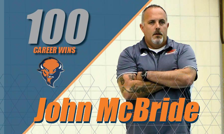 Bucknell's McBride Wins 100th, 2 Top 10 Teams Fall on WP Week 3