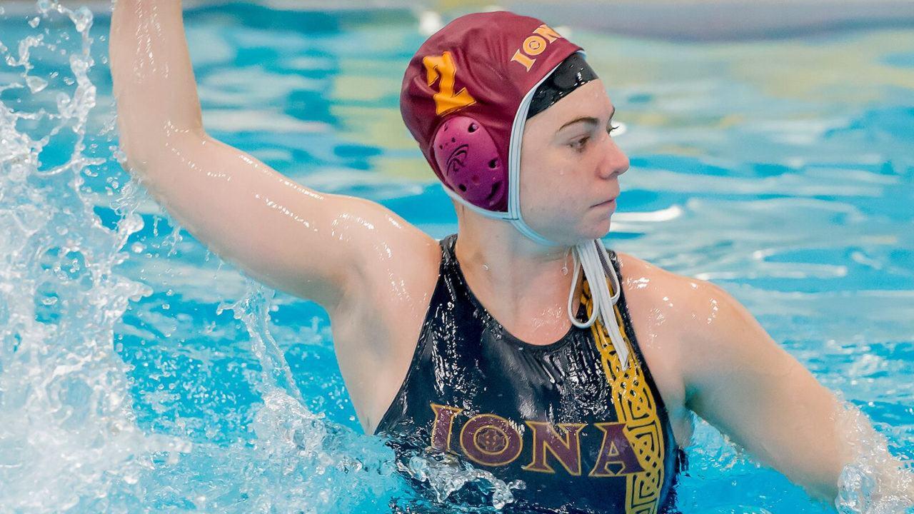 Iona's Van Reeken Paces Week 4 Water Polo Standouts
