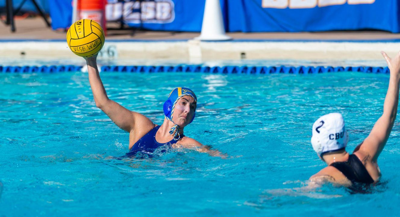 #7 UC Santa Barbara Finishes 6th at Triton Invite