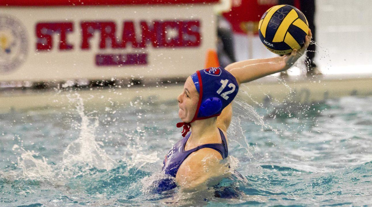 Meet the Week 3 Women's Water Polo Standouts