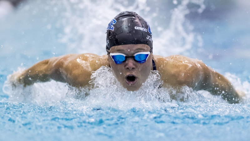 Duke's Kylie Jordan Tabbed as ACC Swimmer of the Week