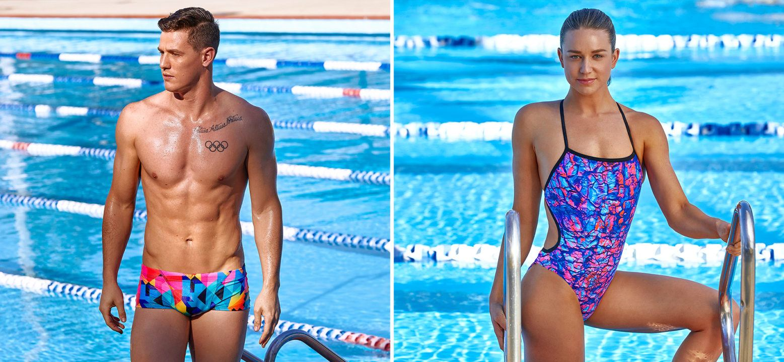 Brighten Up Your Valentine's Day with Funky Trunks, Funkita Collection