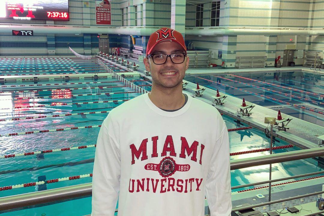 Ohio State's Ryan Wagner to Finish Eligibility at Miami University