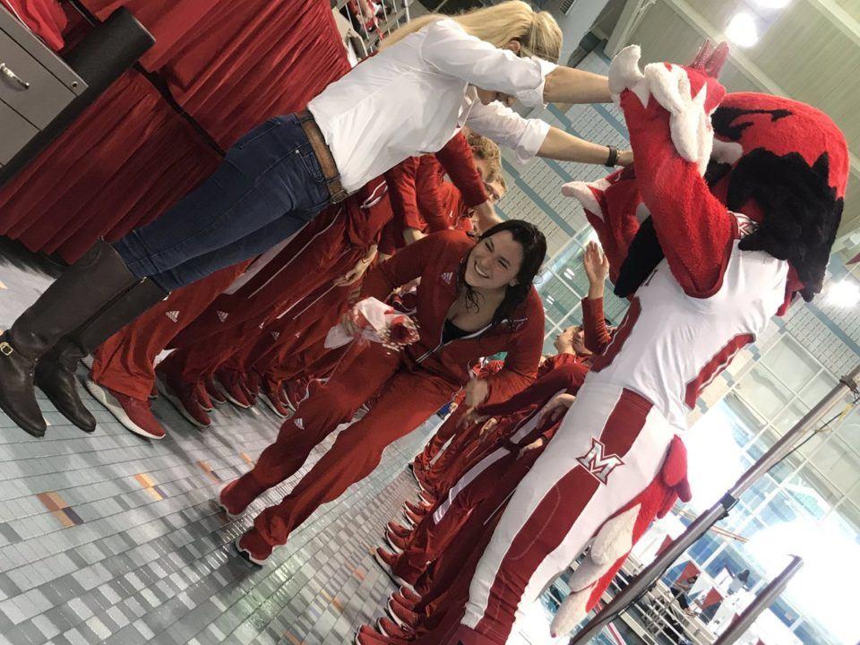 Miami (Ohio) Dominates Xavier, Celebrates Seniors in Saturday Dual