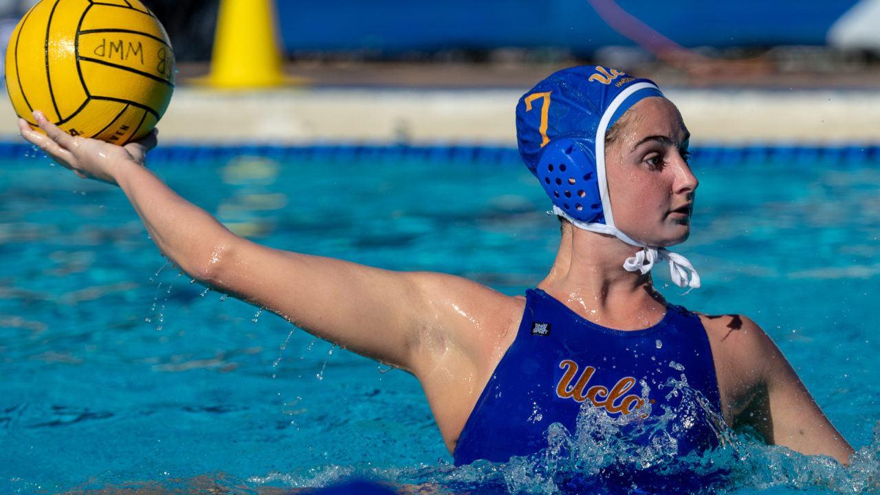 Meet the Stars of NCAA Water Polo Week 2