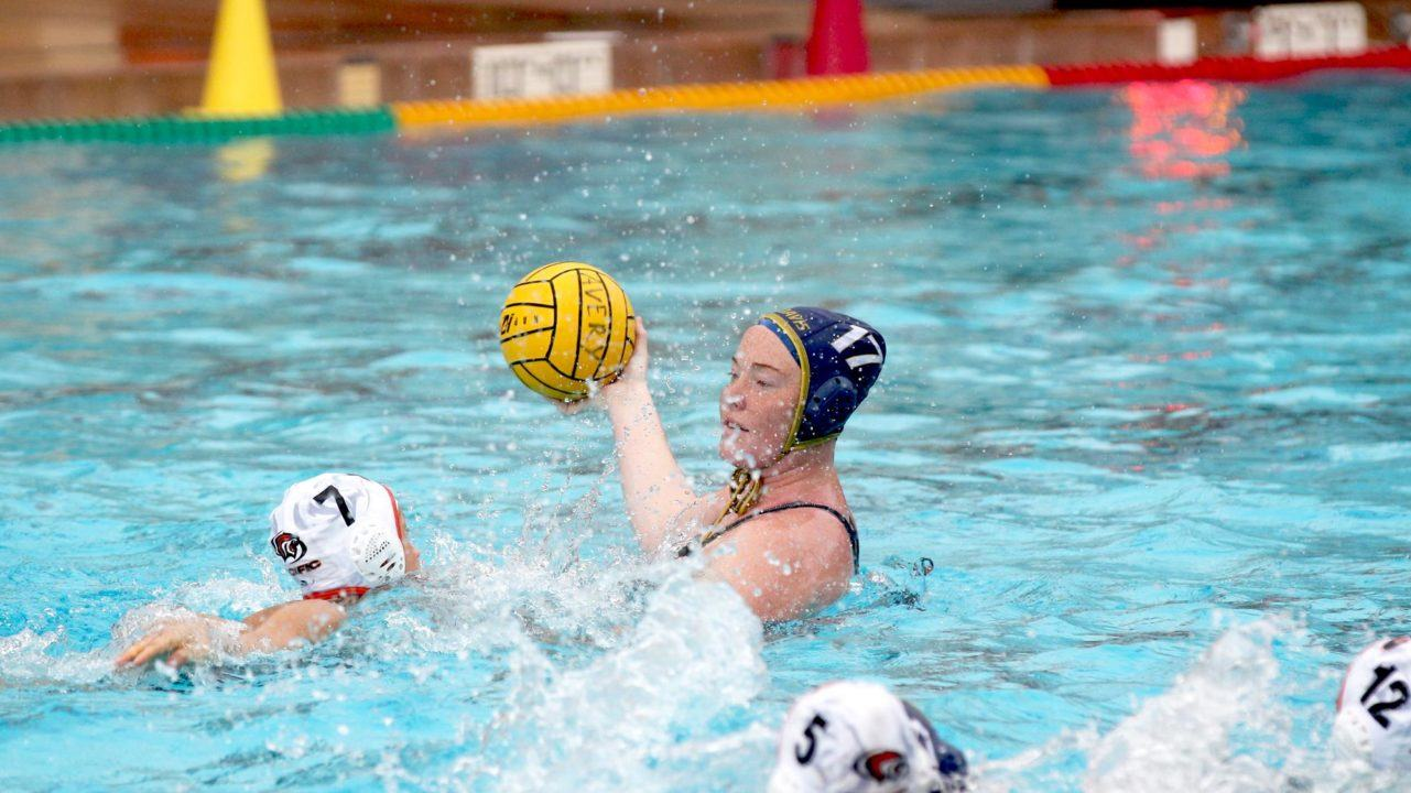 13 Ranked Teams in Action on Water Polo Week 4