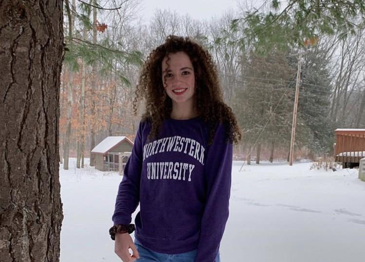 Winter Juniors Champ Lola Mull Announces Verbal to Northwestern