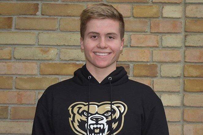 Winter Juniors Finalist Andrew Bernsdorf to Swim for Oakland