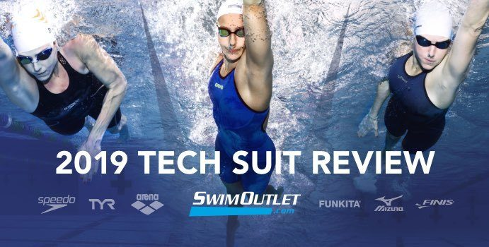 SwimOutlet.com Launches 2019 Tech Suit Review Featuring 2020 Olympic Suits