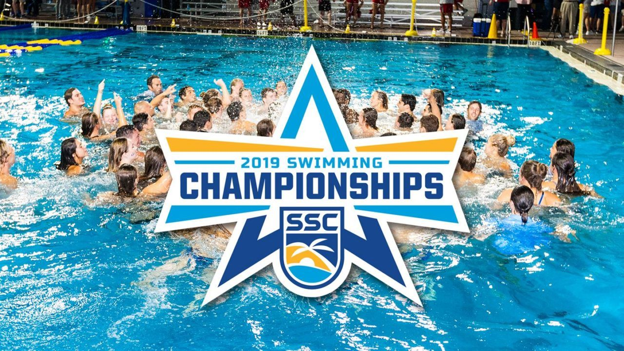 Nova Southeastern Men, Tampa Women Claim SSC Crowns