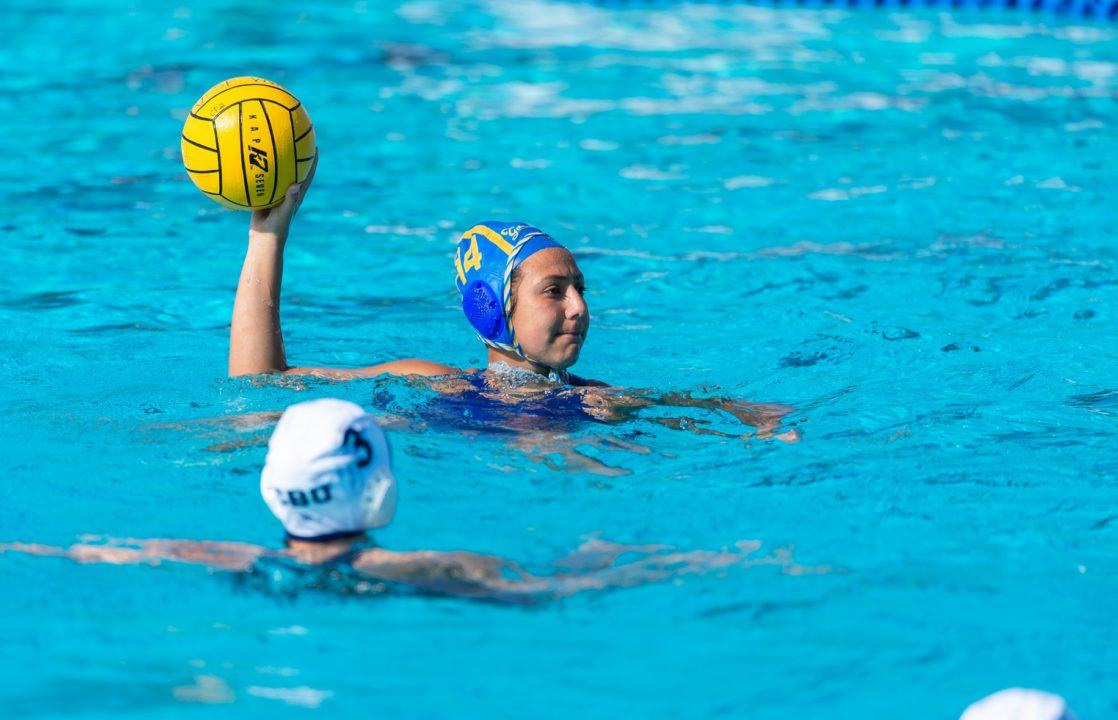 Water Polo Top 6 Stands Pat, UC Santa Barbara Moves Up to #7